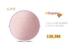ILIFE V7s Plus – Espanha ALiexpress