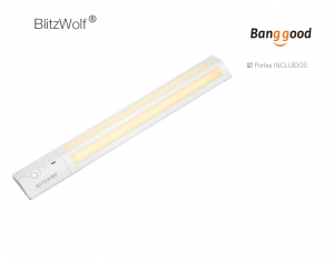 BlitzWolf® BW-LT8 PIR Light Motion Sensor LED