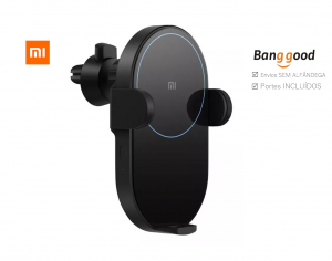 Xiaomi Mi WCJ02ZM 20W Qi Car Wireless Charger