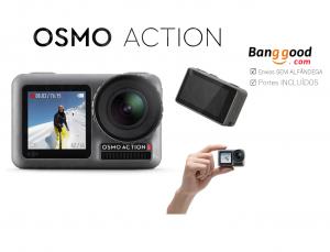 DJI Osmo Action Cam 4K