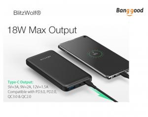 BlitzWolf® BW-P9