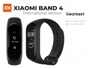 Xiaomi Mi band 4 – International Version