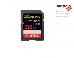 SanDisk Extreme PRO 512GB