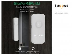 BlitzWolf® BW-IS2