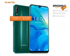 OUKITEL C16 Pro