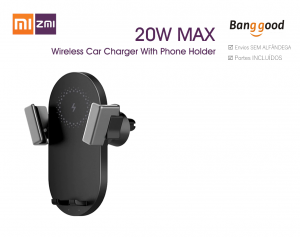 ZMI WCJ10 20W Qi Wireless Car