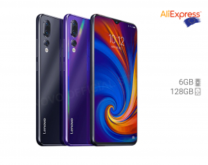 Lenovo Z5s Global Version