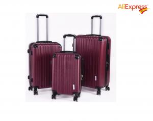 Juego de 3 suitcases