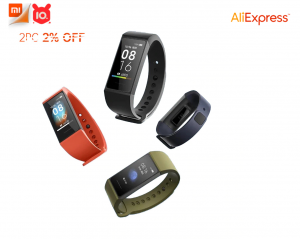 Xiaomi Redmi Band Smart
