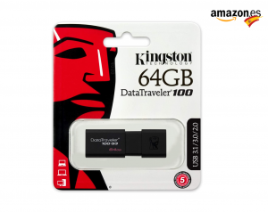 Kingston DataTraveler 64GB