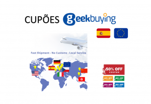Cupões Geekbuying