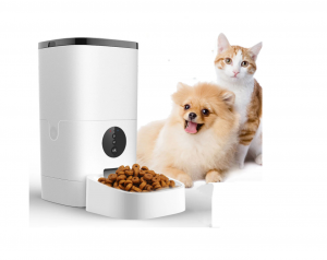 6L Pet Feeder Wifi Remote