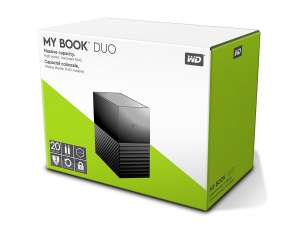 Western Digital My Book 20TB