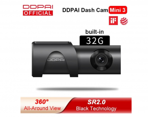 DDPAI Dash Cam Mini 3