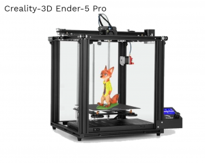Creality-3D Ender-5 Pro