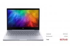 Xiaomi Mi Notebook Air 13.3 Espanha