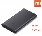 Xiaomi Ultra-Fino 10000 MAH MOBILE POWER BANK 2
