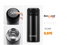 KCASA K916 300ML Smart Stainless