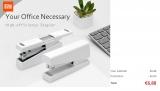 Xiaomi Efficient Nail Amount Reminder Stapler