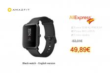 Xiaomi Amazfit Bip – Espanha