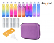 10 Packs 10ML Rainbow Color Thick