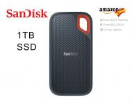 Disco Externo SSD Sandisk Extreme 1TB
