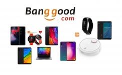 Cupões actualizados para a Banggood