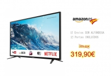 Sharp LC-43UI7252E – Smart TV 43