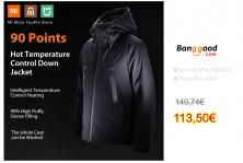 90 FUN Intelligent Down Jacket