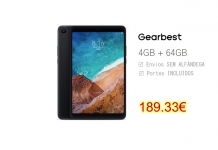 Xiaomi Mi Pad 4 Gearbest