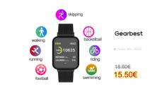 Tourya B57 Smart Watch Waterproof