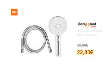 Diiib 3 Modes Adjustment Handheld Shower