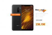 Xiaomi Pocophone F1 Global Version Espanha 128GB