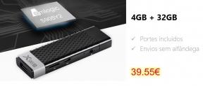 X96S Wireless Display Dongle TV-BOX