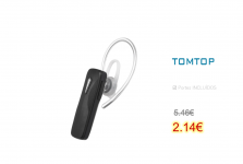 Wireless Bluetooth Business In-ear Headphone