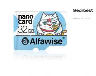 Alfawise A32U1 Micro SD Card