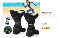 1 Pair Knee Support Power Lift