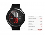 Xiaomi Huami AMAZFIT Heart Rate Smartwatch