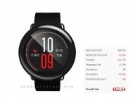Xiaomi Huami AMAZFIT Heart Rate Smartwatch