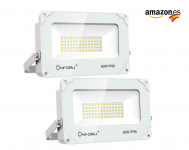 Onforu 60W Foco LED Exterior (2 Pack)