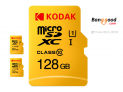 Kodak High Speed U3 128GB