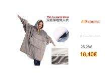 Winter Outdoor Hooded Pocket Pullover