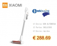 Xiaomi Roidmi F8 Smart Vacuum Cleaner
