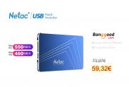 Netac N600S 720GB SSD