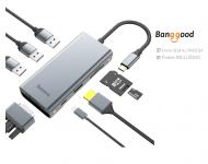 Baseus 8-in-1 USB-C