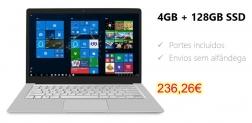 Jumper EZbook S4 Laptop128GB SSD