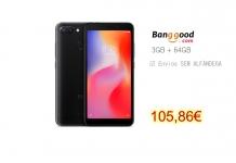 Xiaomi Redmi 6Global 3GB + 64GB