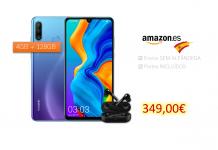 Huawei P30 Lite + Huawei Free Buds