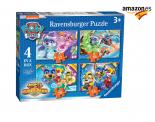 Ravensburger- Puzzle Paw Patrol
