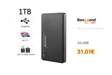 Caraele H3 USB 3.0 External Hard Drive
